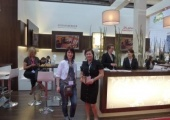 The IMEX 2012 exhibition in Frankfurt, May 22-24