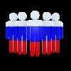 Gruppen Einladung Russland