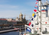 St. Petersburg Icebreaker Festival.  01- 03 May 2015
